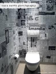 funky bathroom wallpaper ideas the 25 best newspaper wallpaper ideas on wallpaper
