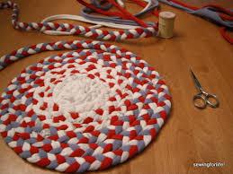 tappeti fai da te una cosa piccola tappeti e vecchie t shirt