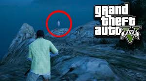 gta 5 halloween special ghost mount gordon secret ghost