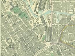 St Pancras Floor Plan A Brief History Of St Pancras St Pancras International