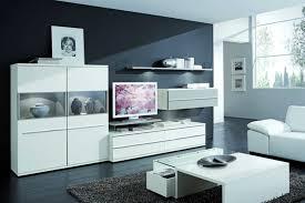 Wohnzimmerschrank Hardeck Diese Elegante Loddenkemper Wohnwand Aus Lack In Den Farben Weiß