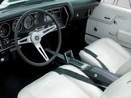 1970 Chevelle Interior Kit 1970 Chevelle Ss Convertible Featured Vehicles Chevy High