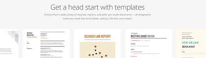 Google Resume Sample by Top 6 Resume Template Resources To Refresh For The New Year