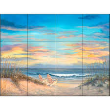 ceramic tile murals for kitchen backsplash tile murals tile the home depot