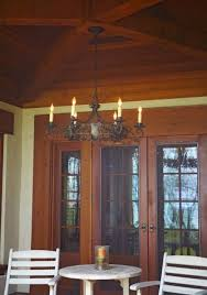 tudor style exterior lighting tudor style exterior chandelier hand from the ceiling on the porch