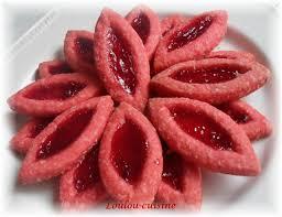 cuisine de loulou barquettes à la noix de coco et confiture fruits rouges la