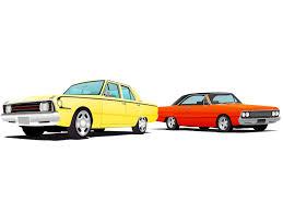 Australian Muscle Cars - classic cars free image of australian custom muscle cars