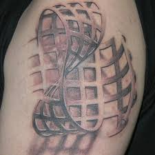 32 intriguing 3d tattoo for 2013