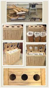 best 25 recycling bins ideas on pinterest kitchen recycling