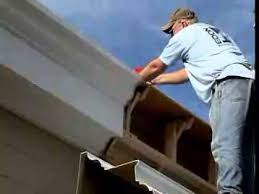 Fiberglass Cornice Manufacturers Edon Cornice Installation Video Youtube