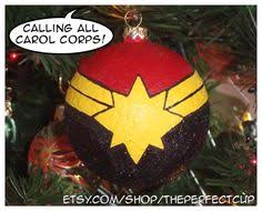 marvel comics ornaments 8 to choose from by theperfectcup