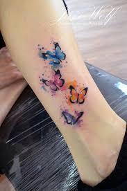 watercolor butterfly tattoo u2026 pinteres u2026