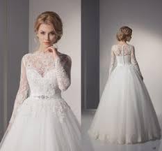 high waist wedding dress cheap sleeve wedding dresses high waist free shipping