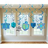 hanukkah window decorations hanukkah window gel clings decoration by aviv judiaca