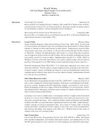 Stanford Resume Template Free Download Resume Format Software Developer Good Fonts To Use