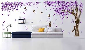 Beautiful Wall Stickers by Interesting Beautiful Wall Art Ideas Contemporary Best Idea Home