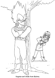 coloring page dragon ball z coloring pages 66