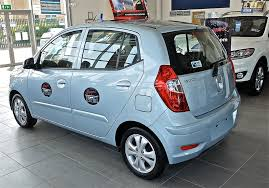file hyundai i10 active the new ice silver paint finish flickr