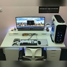 pc gaming desk setup zobacz na instagramie zdjęcie użytkownika sqad gaming pc