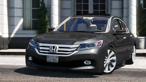2015 honda accord gta5 mods com