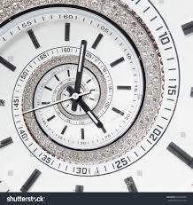 futuristic modern strass diamond white clock stock photo 664855408