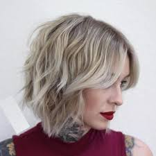 medium chunky bob haircuts 40 amazing choppy bob hairstyles for short medium hair 2018