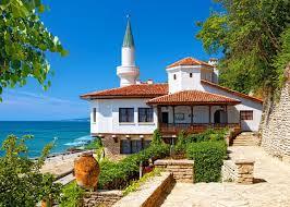 Cottage Houses Houses Balchik Bilgaria Bulgaria Relax Hotel Resort Rest Black
