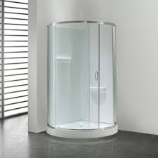 Shower Door Kits by Glass Shower Stalls U0026 Kits Shop The Best Deals For Oct 2017