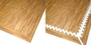 rubber flooring like wood cancun