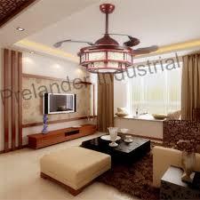 fan with retractable blades ac motor fans ceiling fan light