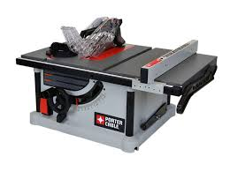Skil 15 Amp 10 In Table Saw New Porter Cable 15 Amp 10 In Table Saw Pc362010 3 Year Warranty