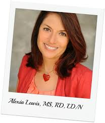 Alexia by Alexia Lewis R D Nutrition Made Easy