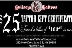 gift tattoo designs