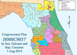 Florida House Districts Map Florida Legislature Approves New Slightly Changed Congressional