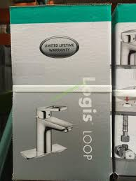 Costco Bathroom Faucets by Costco 1033338 Hansgrohe Logis Loop Chrome Bath Faucet Mark