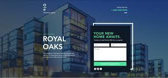 wix real estate websites building a real estate website with wix