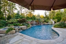 Pool And Patio Store by New Raised Patio And Pool Traditional Swimming Pool Tub Newark