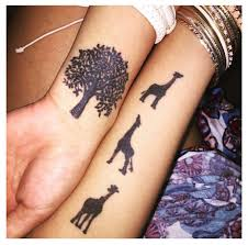 tree camel wrist jpg 570 563 tattoos we like 3