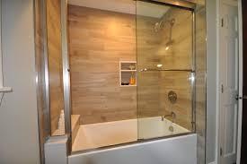 bathroom tub surround tile ideas plank tile tub surround project 1484 contemporary bathroom bathroom