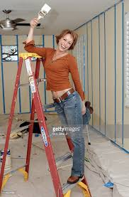 trading spaces host paige davis and vern yip on location for