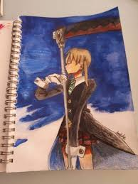 Halloween Drawing Challenge Soul Eater Amino Maka Albarn Fanart From Soul Eater Anime Amino