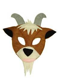 goat mask clipart clipartxtras