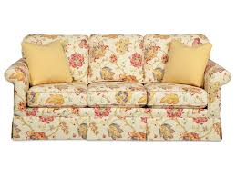 traditional sofas with skirts craftmaster 9438 traditional sofa with kick pleat skirt miskelly