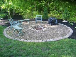 Cool Ideas For Backyard 117 Best Backyard Fire Pits Images On Pinterest Architecture