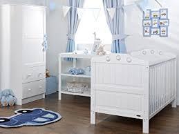 Nursery Furniture Set White Obaby 3 Nursery Furniture Set White Co Uk Baby