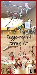 Hanging Art Creative Ideas For Reggio Inspired Hanging Art Art Ideas