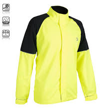 yellow waterproof cycling jacket tenn outdoors vision mens waterproof cycling jacket ebay