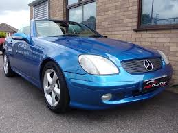 used 2001 mercedes slk slk320 for sale in mid glamorgan pistonheads