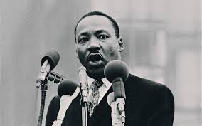 martin luther king jr wunc