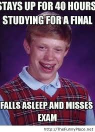 Finals Meme - study for finals funny thefunnyplace